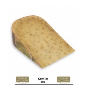 Oude komijn kaas
