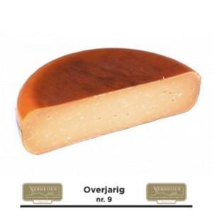 Nr 9 Overjarige kaas
